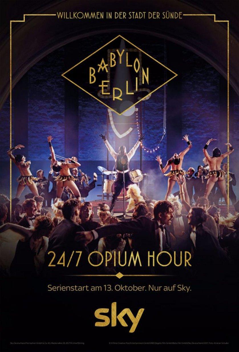 Babylon Berlin Staffel 1