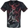 Batman Asylum powered by EMP (T-Shirt)