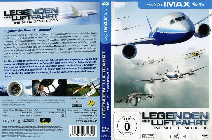 imax legenden der luftfahrt dvd oder blu ray leihen. Black Bedroom Furniture Sets. Home Design Ideas