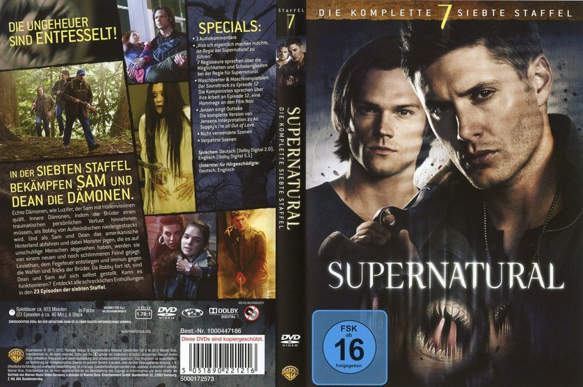 supernatural staffel 7 deutsch