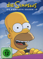 Die Simpsons - Staffel 19