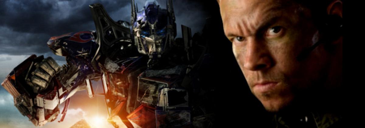 Transformers 4: Feuer: Evakuierung am Transformers 4 Set