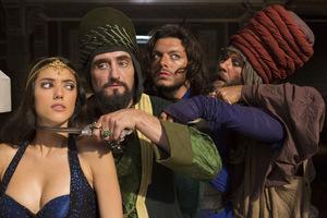 Tausendundeiner lacht! 'Aladin' © LEONINE