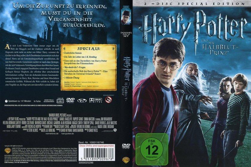 Harry Potter Und Der Halbblutprinz Dvd Blu Ray Oder Vod Leihen