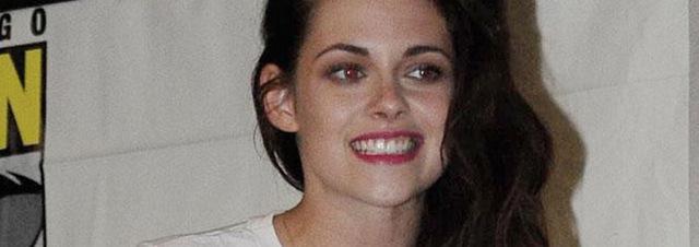 Kristen Stewart: Schlaflose Nächte wegen Angst vor öffentlichem Auftritt