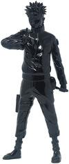 Naruto Shippuden - The Will of Fire - The Epic Ninja Statue Black powered by EMP (Statue)