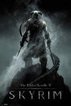 The Elder Scrolls V - Skyrim - Dragonborn powered by EMP (Poster)