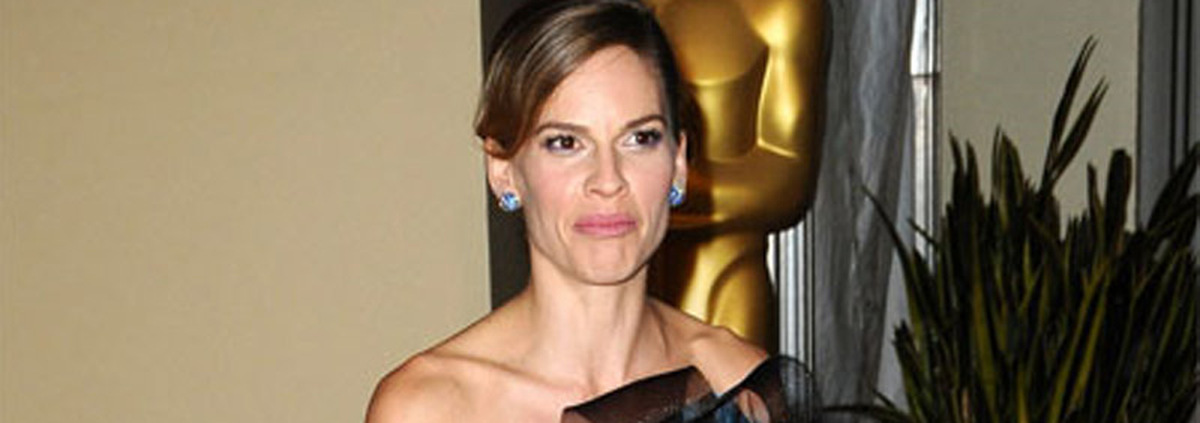 Hilary Swank in Shrapnel: Hilary Swank plant neuen Film nach einer Graphic Novel