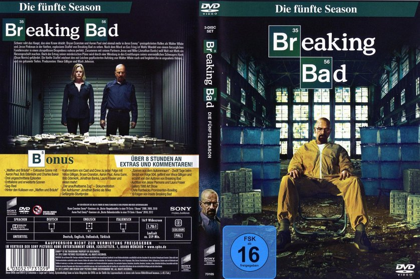 Breaking Bad Stream Staffel 5