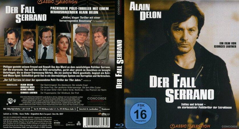 Der Fall Serrano Stream
