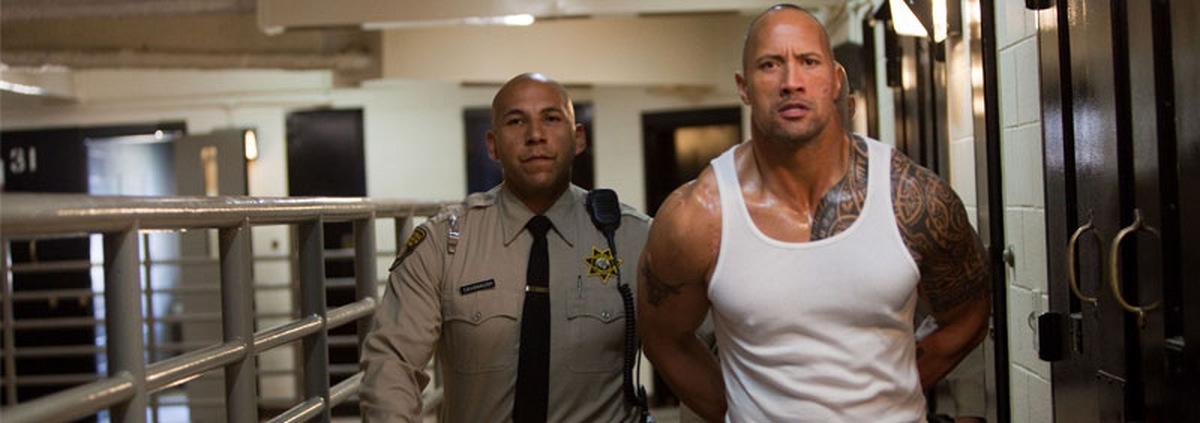 Rachefeldzug abgedreht: 'Faster': Dwayne 'The Rock' Johnson als Zahnfee und Racheengel