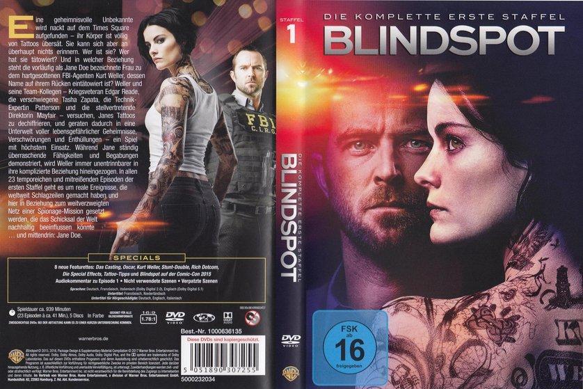 Blindspot Staffel 3 Deutschland