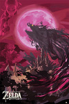 The Legend Of Zelda Ganon Blood Moon powered by EMP (Poster)