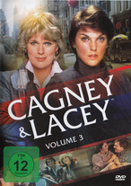 Cagney & Lacey - Staffel 4