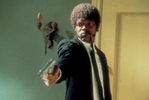 Samuel L. Jackson in 'Pulp Fiction'