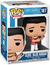 Presley, Elvis Elvis Presley Rocks - Blue Hawaii Vinyl Figur 187 powered by EMP (Funko Pop!)