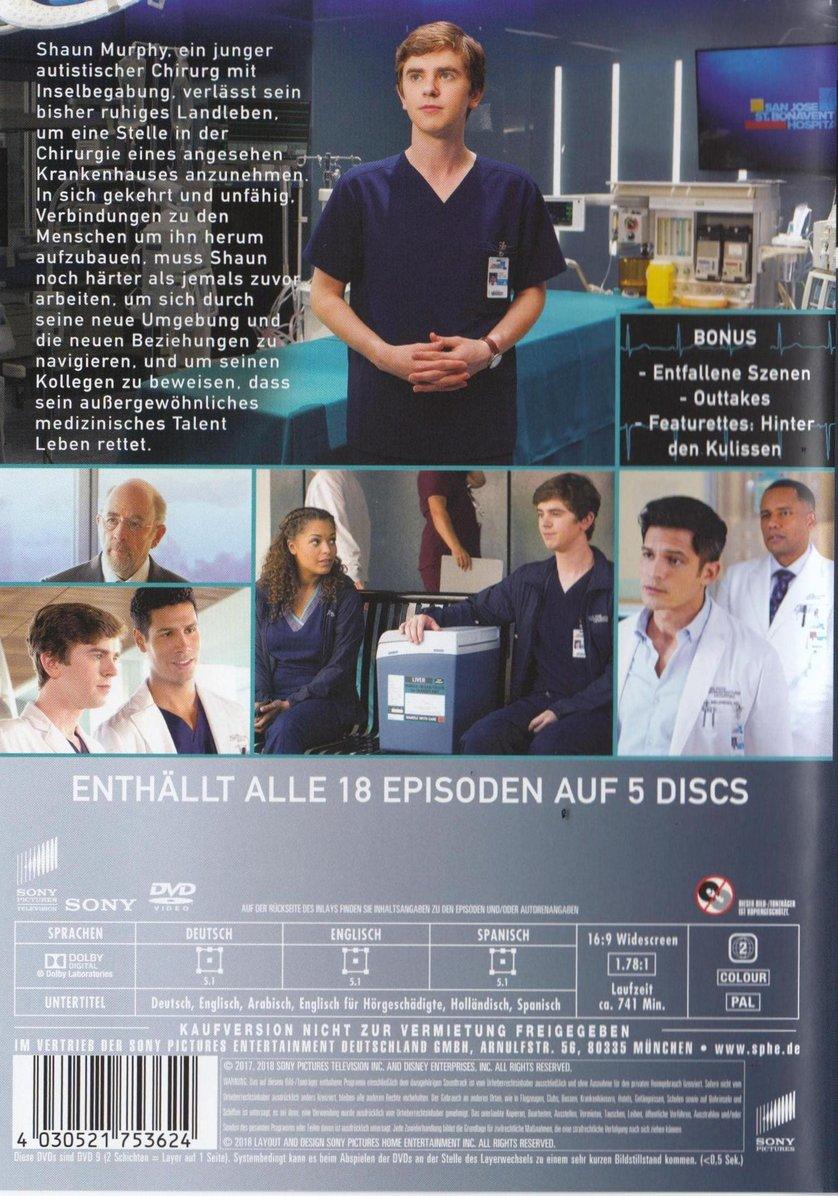 The Good Doctor Staffel 1