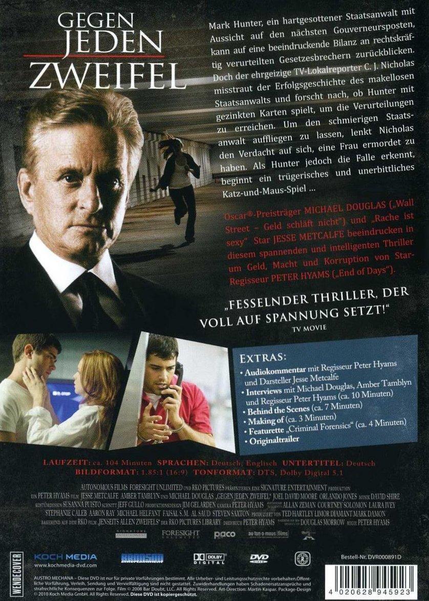Gegen jeden Zweifel: DVD oder Blu-ray leihen - VIDEOBUSTER.de