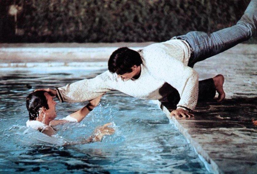 Der swimmingpool dvd blu ray oder vod film leihen