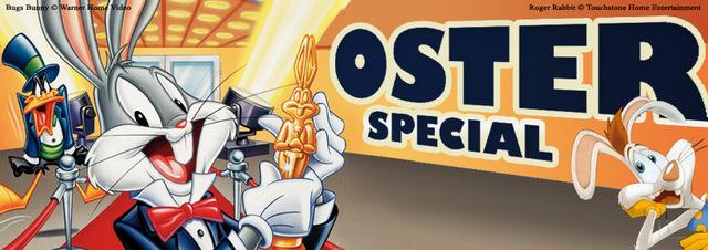 Oster-Hasen-Filme: Goldene Möhrchen für die besten Superkarnickel!