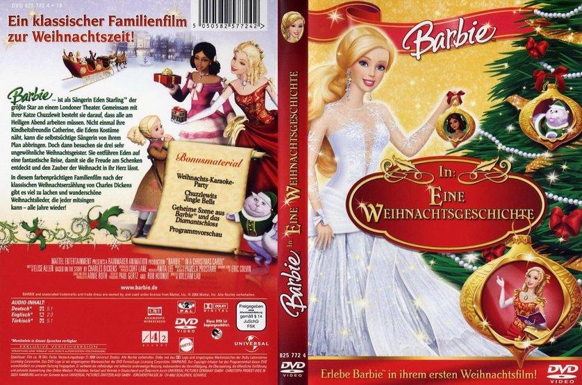 Barbie In Eine Weihnachtsgeschichte Stream