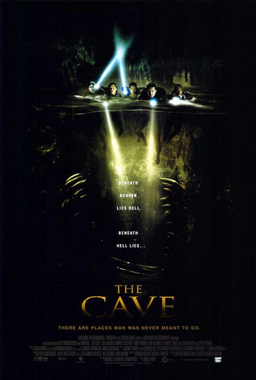 The Cave: DVD oder Blu-ray leihen - VIDEOBUSTER.de