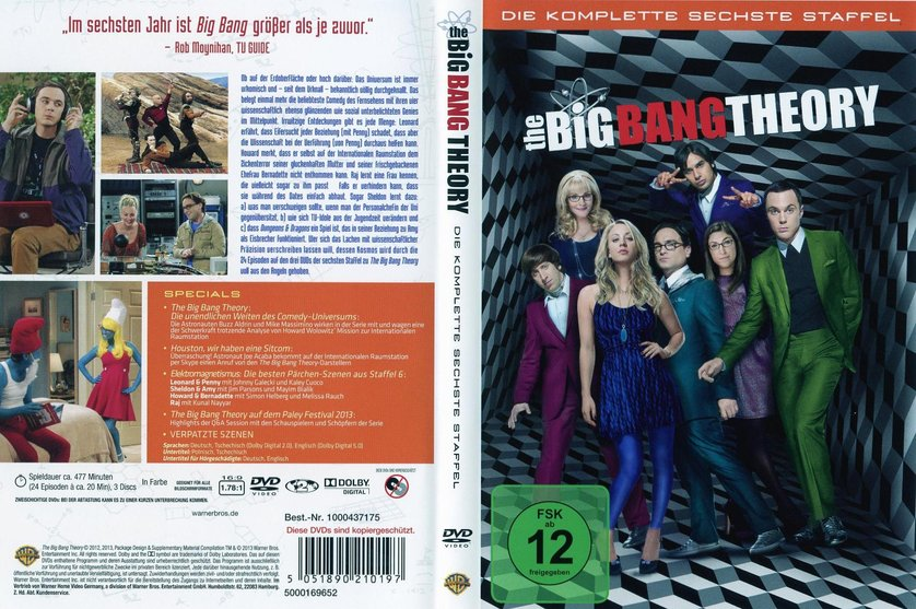 big bang theory deutsch online