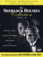 Sherlock Holmes Collection 4 - Gefährliche Mission