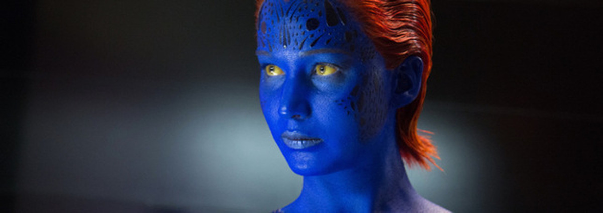 Jennifer Lawrence: Jennifer Lawrence machte Mystique düsterer