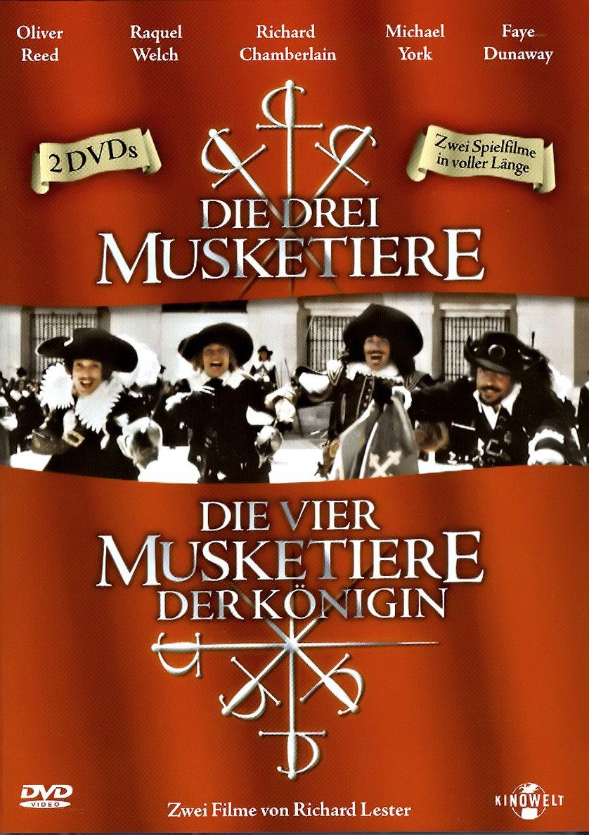 Drei Musketiere Film 1973