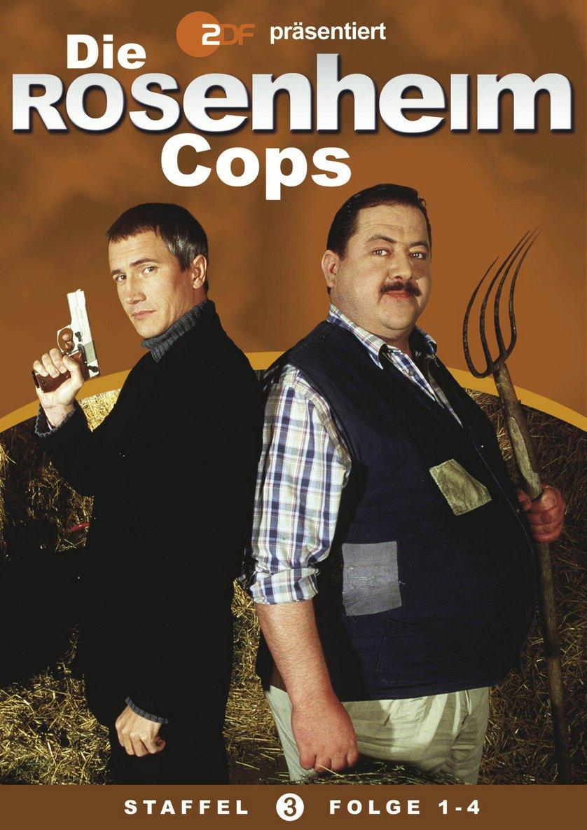 Die Rosenheim Cops Staffel 3 Dvd Oder Blu Ray Leihen Videobusterde