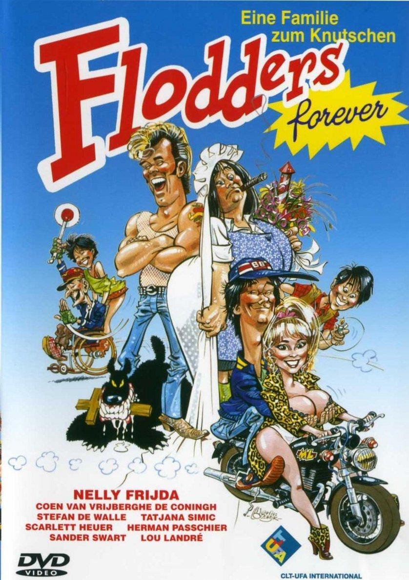 Flodder 3 - Flodders Forever: DVD oder Blu-ray leihen
