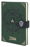 The Legend Of Zelda Gate Of Time powered by EMP (Notizbuch)