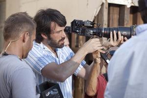 Ben Affleck beim Dreh zu 'Argo' © Warner 2012
