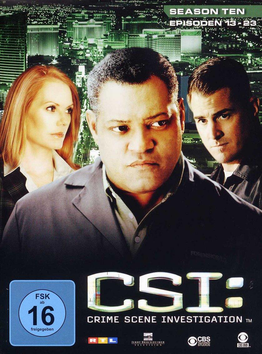 Staffel 10: DVD Oder Blu-ray Leihen