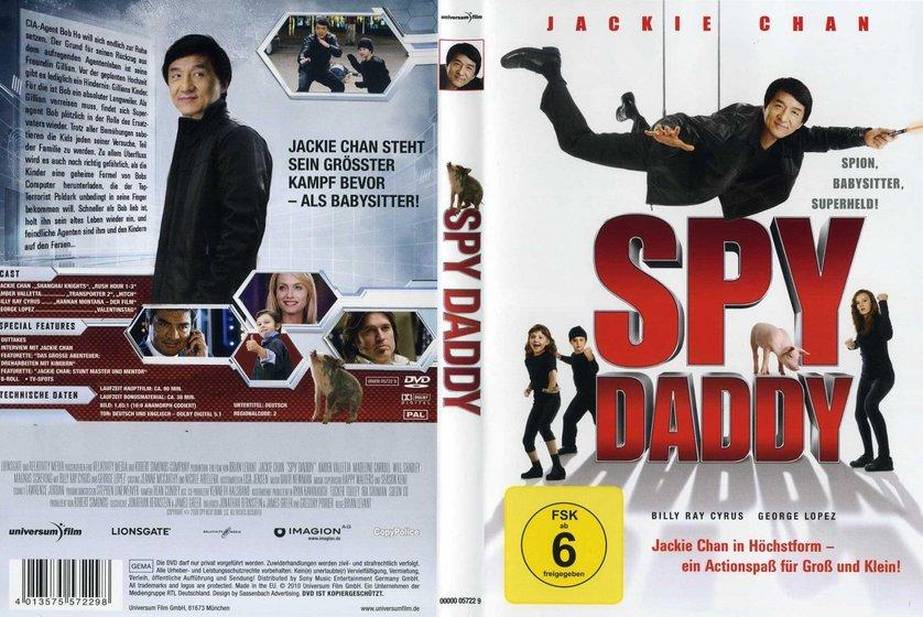 Spy Daddy Ganzer Film