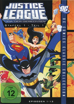 Justice League - Staffel 1