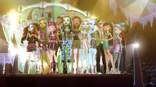 Monster High - Scaris