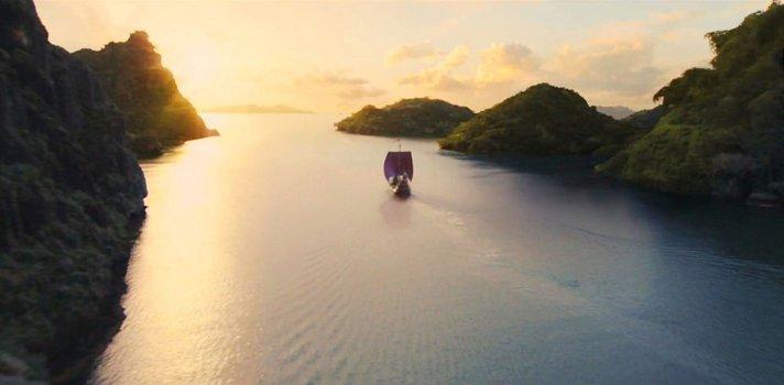 Die Chroniken von Narnia 3 - Die Reise auf der Morgenröte