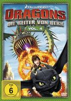 Dragons - Die Reiter von Berk - Volume 4