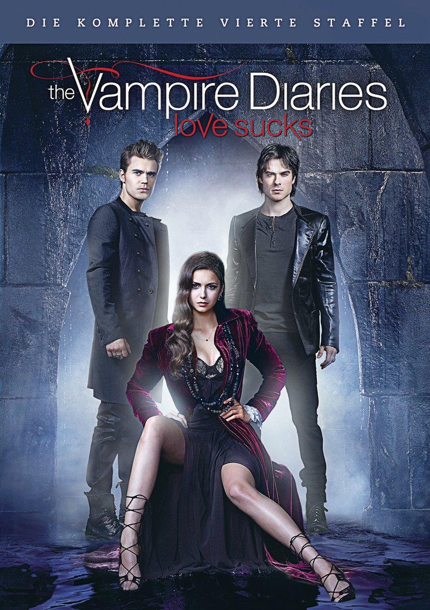 The Vampire Diaries Staffel 1 Dvd Oder Blu Ray Leihen