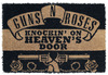 Guns N' Roses Knockin' on Heaven's Door powered by EMP (Fußmatte)