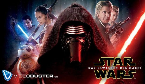 'Star Wars - Episode VII: Das Erwachen der Macht' © Disney