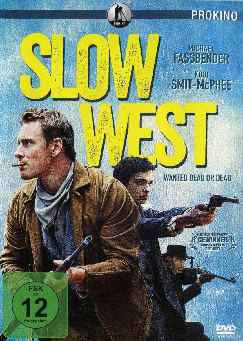 Slow West Stream Deutsch