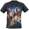 Avengers Endgame - Collage powered by EMP (T-Shirt)