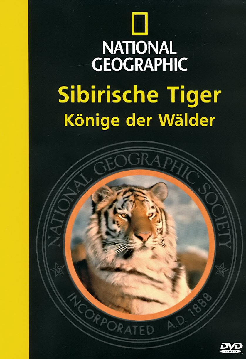 National Geographic Sibirische Tiger Dvd Oder Blu Ray Leihen