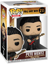Fall Out Boy Pete Wentz Rocks Vinyl Figur 211 powered by EMP (Funko Pop!)