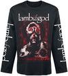 Lamb Of God Gas Mask Waves powered by EMP (Langarmshirt)