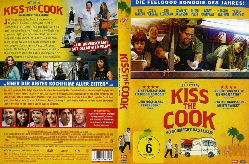 Kiss The Cook Stream Deutsch