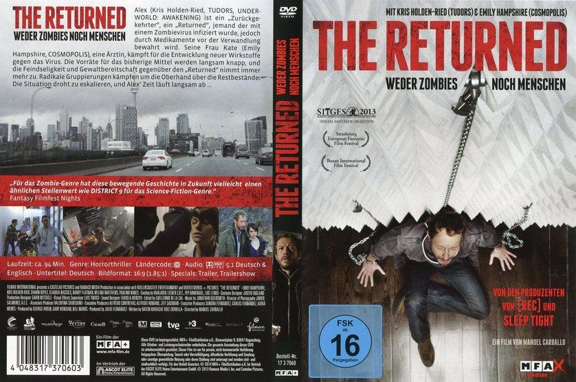 the returned stream deutsch